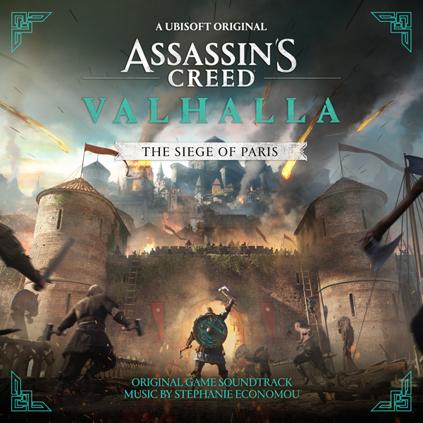 Assassin's Creed Valhalla: The Siege of Paris Soundtrack