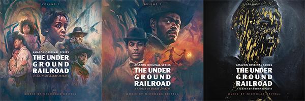 The Underground Railroad 600x200
