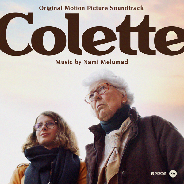 Colette Score by Nami Melumad_600