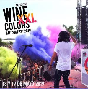 Wine Colors Music Fest