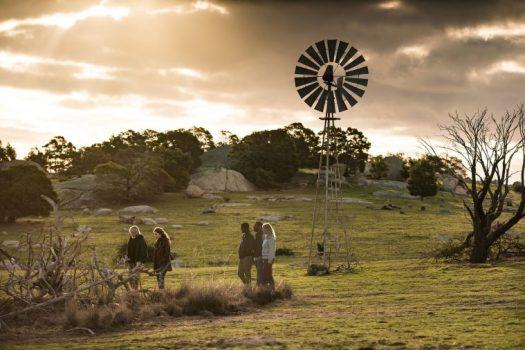 'The Leftovers' sæson 3 henlagde en stor del af handlingen til Australien.