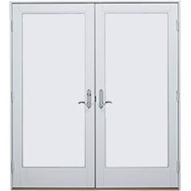 Ultra™ and WoodClad™ Series Out-Swing French Door