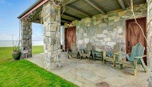 Rustic style barn doors from Simpson Doors