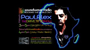 FALL'S DRIVE TIME SHOW banner