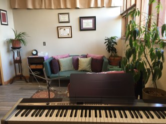 Music lessons in Longmont in piano and voice
