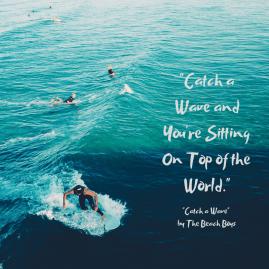 Celebrate International Surf Music Month