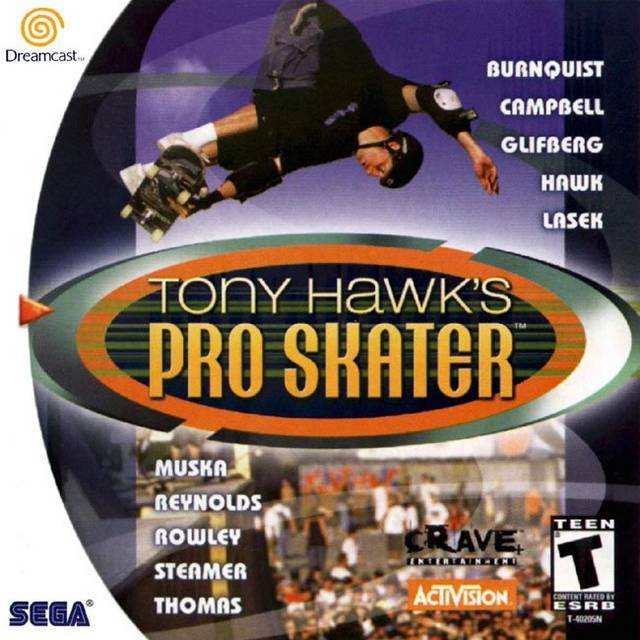 Tony Hawk's Pro Skater Soundtrack