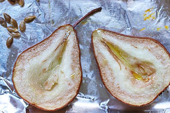 Squash Fennel & Pear Soup 2