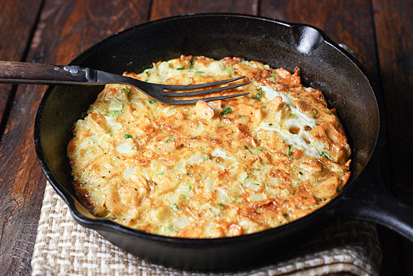 Potato Chip Tortilla 1