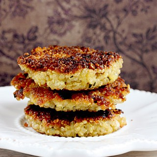 Spicy Quinoa Patties 3