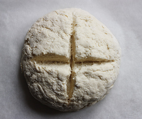 Irish Soda Bread 4
