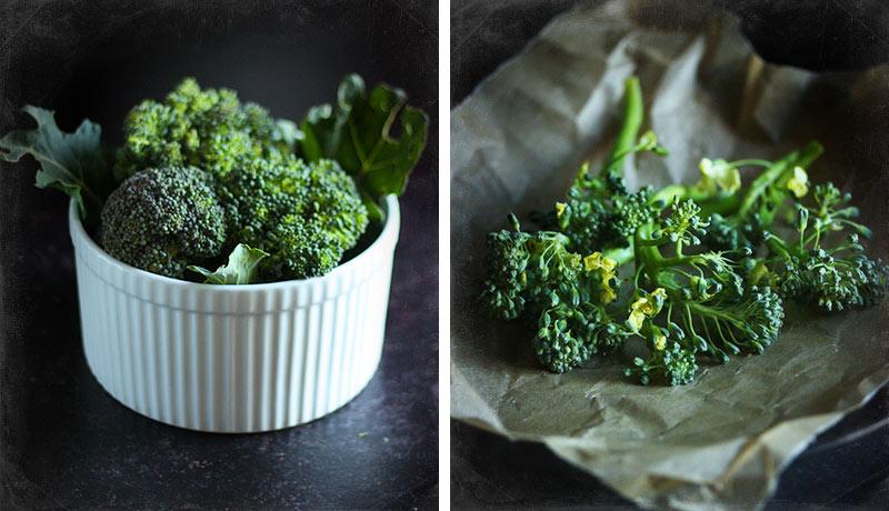 Broccoli for Broccoli Gouda Soup
