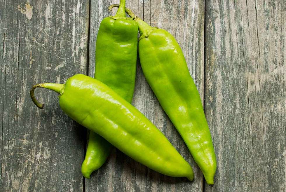 Hatch chiles for Smoky Hatch chile corn chowder