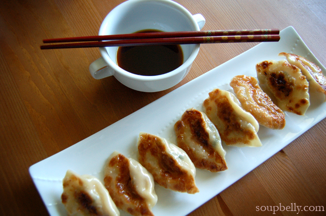 pork and chive potstickers 2