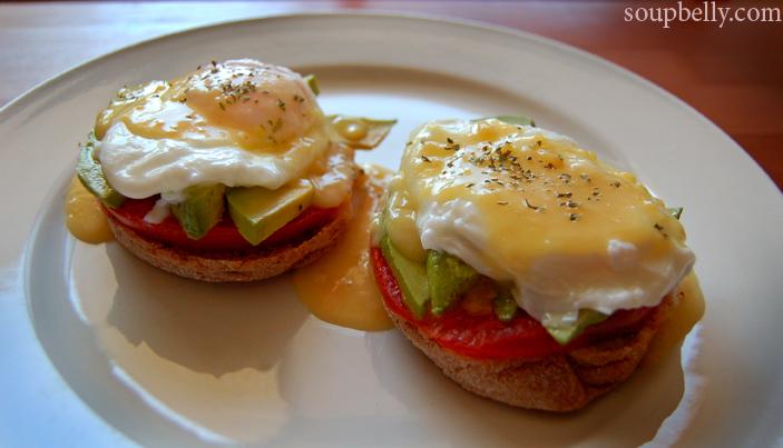 Eggs Benedict – Cali Style