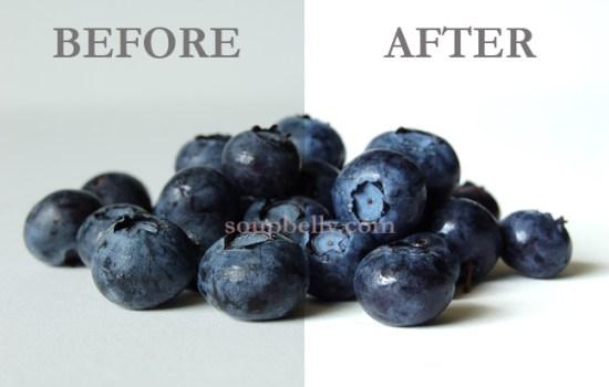 Basic Photoshop Tips for Food Photography