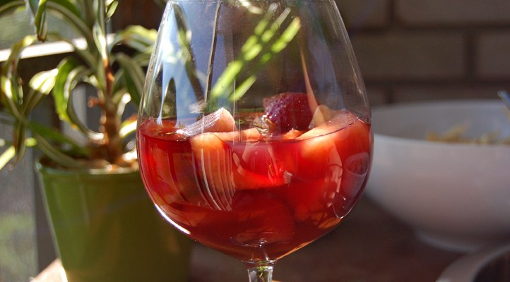 It's Sangria Season!