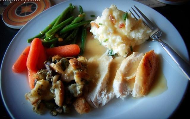 Thankgiving Feast Ideas
