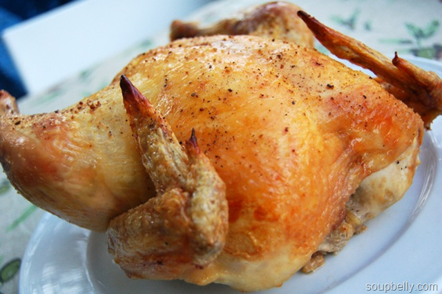 Roast Chicken – The KISS method