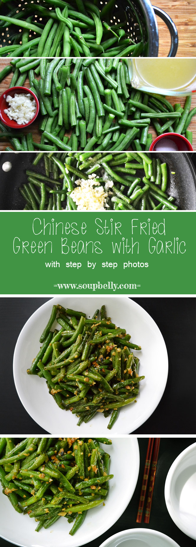 Chinese Stir Fried Green Beans Soupbelly
