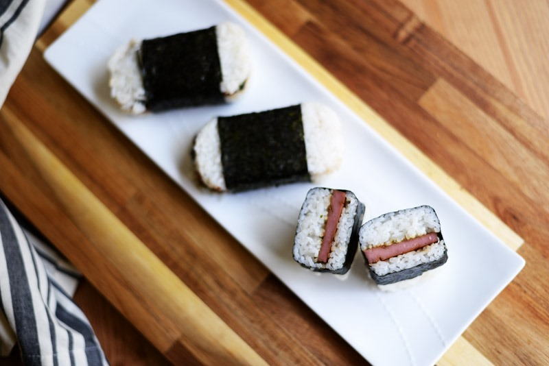 Spam Musubi Soupbelly
