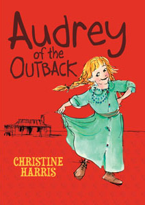 Audrey of the Outback cover