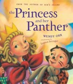 The Princess and Her Panther (cover)