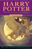 Xavier recommends HARRY POTTER AND THE PRISONER OF AZKABAN by JK Rowling.