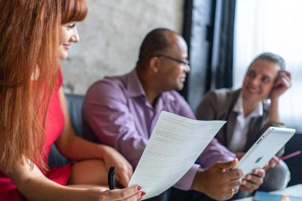 Reunião analise de impostos