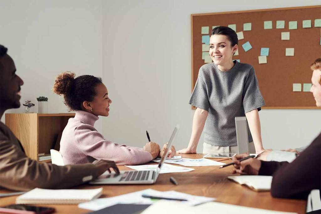 Reunião equipa de trabalho