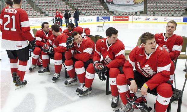 A Look at the 2012 Edition of Team Canada