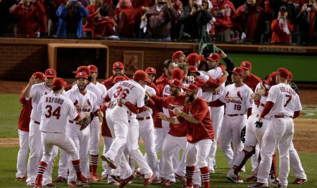 MLB Season Preivew – NL Central