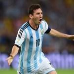 Argentina v Bosnia-Herzegovina: Group F - 2014 FIFA World Cup Brazil