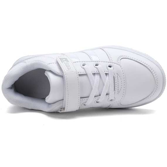 Girls Running Shoes High Quality Thick Sole Non-slip Wear-resistant Kids Sneakers Footwear Boys Children Sports Shoes Students 5