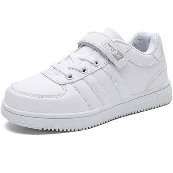 Girls Running Shoes High Quality Thick Sole Non-slip Wear-resistant Kids Sneakers Footwear Boys Children Sports Shoes Students 2