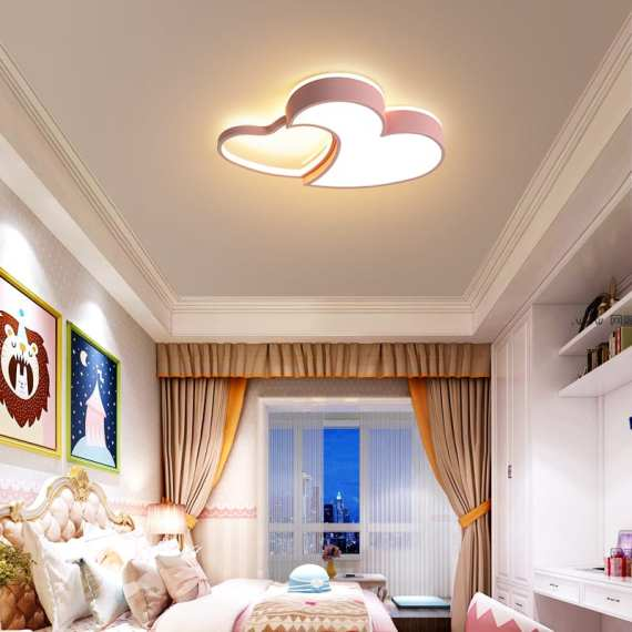 2020 New Hot selling LED Ceiling Lights For Kids Room Home Lighting lamparas de techo for study room lampara dormitorio 4