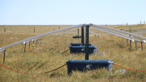 research conducted at the Semiarid Grassland Research Center in Northern Colorado
