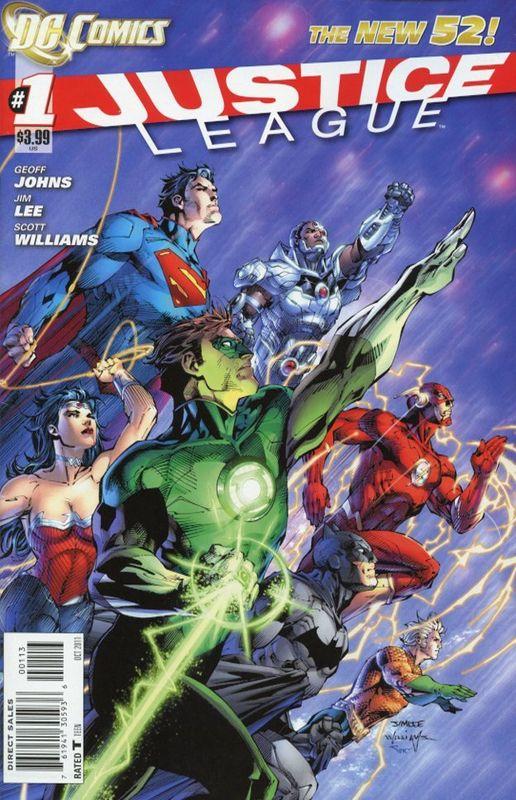 Justice League Part One!