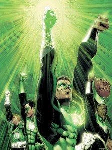 Upcoming Superhero Movies Green Lantern Corps Movie