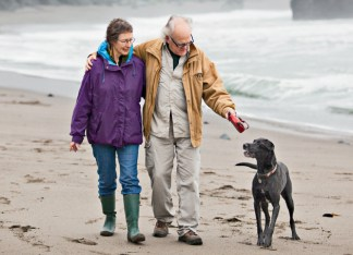 Carol Sklenicka and her husband, Richard M. Ryan, a poet, live in Northern California. When not traveling for research, Sklenicka's gentle routine includes writing during the day and gardening, hiking, kayaking, or taking long walks on the beach in the late afternoons. (Max Morse)