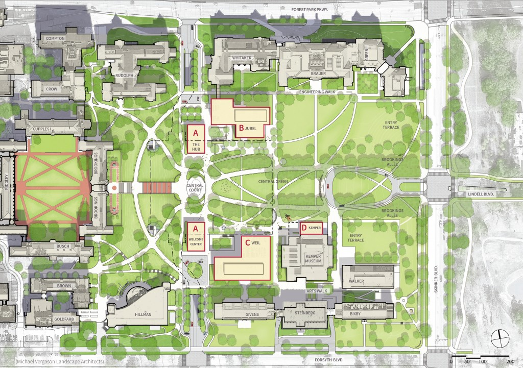 Applied Materials Campus Map.Applied Materials Campus Map