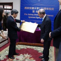 Xi'an Jiaotong University is the newest McDonnell International Scholars Academy partner institution.