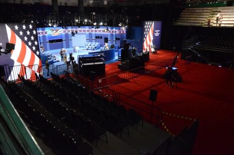 Debate Hall. Photo: Ria Han