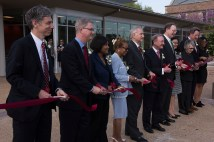 Olin Library dedication