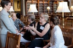 women in public service panel