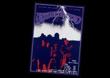 The Grateful Dead, 1969 (Courtesy of Bob Shelli)