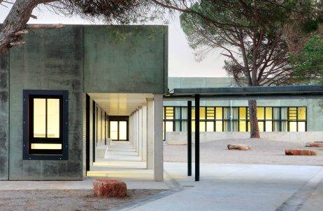 Public Secondary School, Begues, Barcelona, Spain.