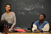 Two Washington University students