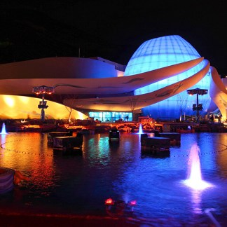 PGAV Destinations also designed the Grand Aquarium at Ocean Park Hong Kong.