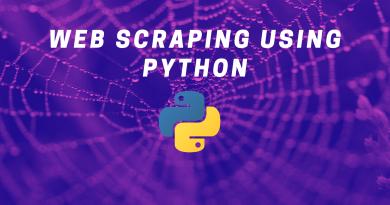 python web scraping sourcedexter